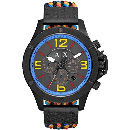 Mens Armani Exchange Chronograph Watch AX1526