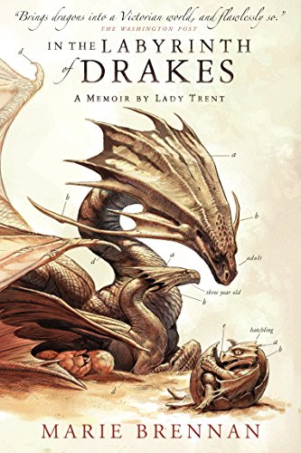 In The Labyrinth Of Drakes. A Memoir By Lady Tent (Natural History of Dragons)