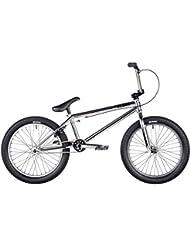 Blank Cell BMX Bike 2017 20.75in Top Tube 20in Wheel Chrome
