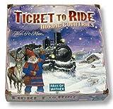 Days of Wonder Ticket To Ride Nordic - Juego de Mesa