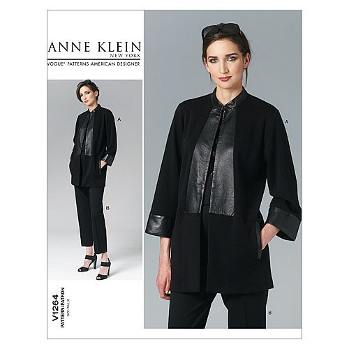 Vogue Patterns Misses « / rate » Petite veste et le pantalon - modèle EE (14-16 - 18-20)