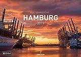 Aus Sehnsucht ... Hamburg - Kalender 2019 (Wandkalender 2019 DIN A3 quer): Hamburg Kalender 2019 mit 12 sorgfältig ausgewählten Fotografien des Hamburger Fotografen Tommaso Maiocchi