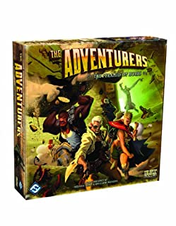 Fantasy Flight Games DU15 - Adventurers, Pyramid of Horus (1616611626) | Amazon price tracker / tracking, Amazon price history charts, Amazon price watches, Amazon price drop alerts