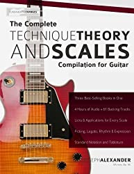The Complete Technique, Theory and Scales Compilation for Guitar by Mr Joseph Alexander (2014-11-03)