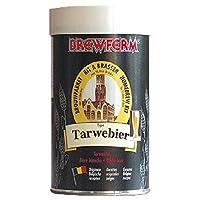 Une bière blonde, légèrement trouble très légère et désaltérante, au goût rafraîchissant et avec un arôme merveilleux. Une vraie blanche ! Densité initiale : 1.052 Alc. : 5,0 % vol. Pour 15 litres de bière Kits à bière Brewferm Brasser sa propre bièr...