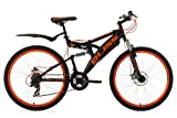 Full Suspension Mountain Bike 26