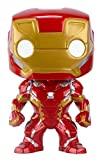FunKo POP! Bobble - Marvel: Captain America CW: Iron Man
