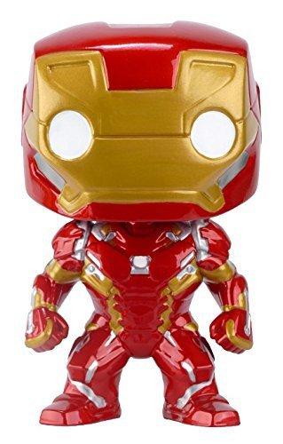 POP! Bobble - Marvel: Captain America CW: Iron Man