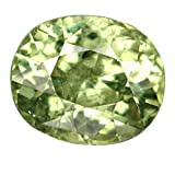 1.26 Ct. Natural Russian Demantoid Garnet Loose Gemstone With GLC Certify