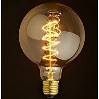 BIG LED - Lampadina vintage stile Edison,
