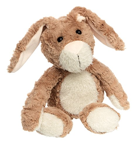 38514 - Mädchen und Jungen, Stofftier Hase Sweety, braun