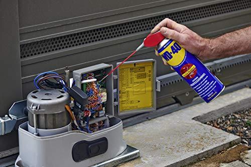 WD-40 Multifonction Aérosol Double Position 500 ml