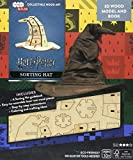 IncrediBuilds: Harry Potter: Sorting Hat Book and Model Set