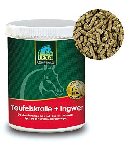 Lexa Teufelskralle mit Ingwer 1 kg