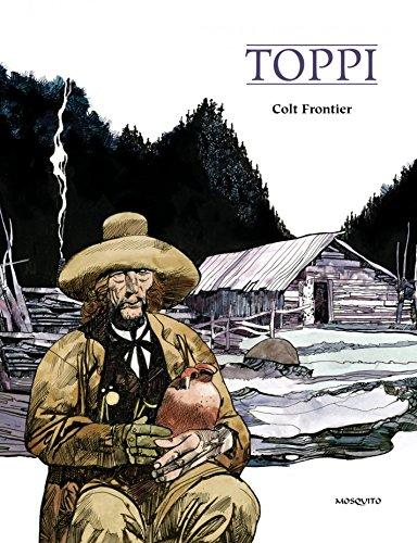 Colt frontier (HORS-COLLECTION) par Sergio Toppi