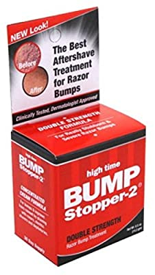 High Time Bump Stopper-2 0.5oz Double Strength Treatment (6 Pack)