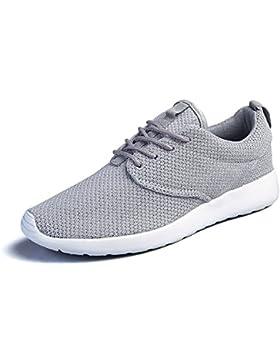 Herren Damen Laufschuhe Sportschuhe Freizeit Turnschuhe Sneaker Breathable Mesh Leichtgewicht Athletic Schuhe