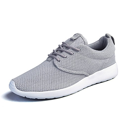 Herren Damen Laufschuhe Sportschuhe Freizeit Turnschuhe Sneaker Breathable Mesh Leichtgewicht Athletic Schuhe (Sneakers Athletic Running)