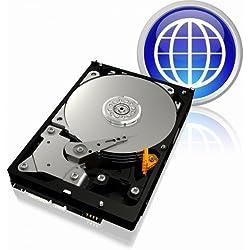 Western digital - WD Caviar Blue Disque Dur Interne 3,5'' - SATA - 1000 GB WD10EZEX 1To - recertifié