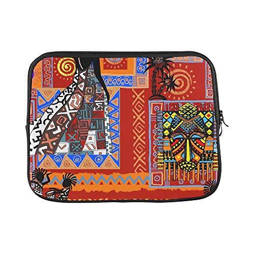 JOCHUAN Design Benutzerdefinierte Schöne Tribal Ethnic Sleeve Weiche Laptop Tasche Tasche Haut Für MacBook Air 11