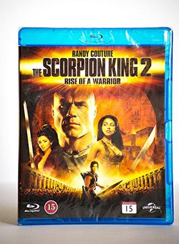 Der Skorpion König 2 Aufstieg eines Kriegers Blu-Ray Action / Abenteuer Region B Neu (König Skorpion)