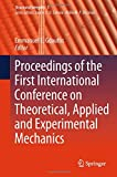 Proceedings of the First International Conference on Theoretical, Applied and Experimental Mechanics (Structural Integrity)