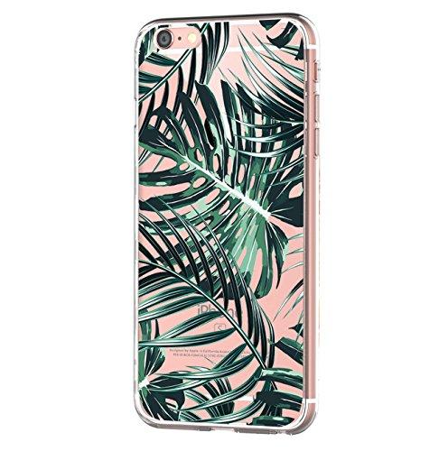 iPhone 6 Plus/ 6S Plus Hülle Ultra Slim TPU Silikonhülle Hülle Croazhi Anti-Scratch Bumper Soft Skin Hülle Resistant Schutzhülle Hülle Voller Flexible Hülle - Niedliches Muster, 4, 2