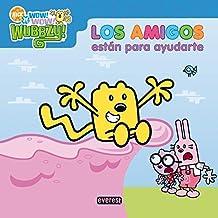 Wow! Wow! Wubbzy! Los Amigos Están Para Ayudarte (Libros de lectura)