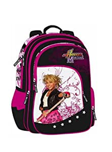 Cartable  Sac a dos Hannah Montana 41 cm