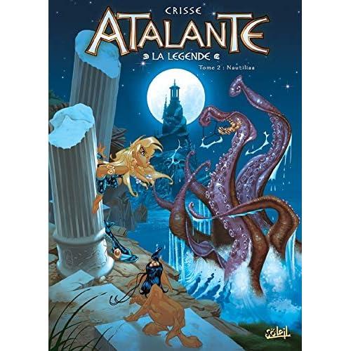 Atalante - La Légende, Tome 2 : Nautiliaa