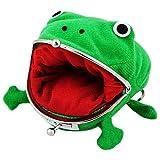 Naruto Anime Gama Chan Frog Cosplay Wallet