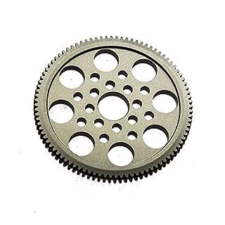 XUNJIAJIE 1 Stück Aluminium Spur Gear 92T Gang für 3Racing Sakura D4 AWD/RWD
