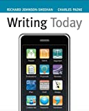 Writing Today by Richard Johnson-Sheehan (2009-12-10)