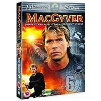 MacGyver Season 6 [DVD] [1990] by Richard Dean Anderson