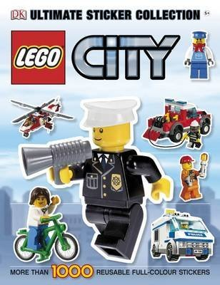 [LEGO City Ultimate Sticker Collection] (By: DK) [published: November, 2011]