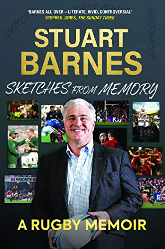 Sketches from Memory: A Rugby Memoir (English Edition)
