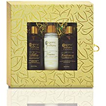 Organic Affaire Hair Care Gift Set - Queen's Crown (Pack of 3)