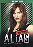 Alias: Complete Fifth Season (4pc) / (Rpkg) [DVD] [Region 1] [NTSC] [US Import] -