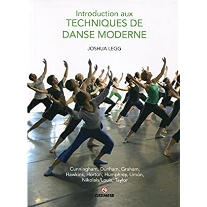 Introduction aux techniques de danse moderne