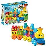 Imagen de Mega Bloks Tren musical ABC juguete de