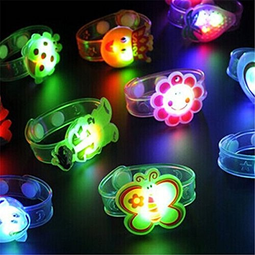 bazaar-led-colorato-braccialetto-braccialetto-cartone-animato-lampeggiante-kid-giocattolo-handband-p