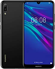 Huawei Y6 Prime 2019 6.09 inch FullView Dewdrop Display Smartphone with Dual Camera, 2GB+32GB, Android 9.0 Sim-Free, Midnigh