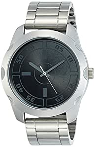 Fastrack Casual Analog Black Dial Men's Watch -NK3123SM01