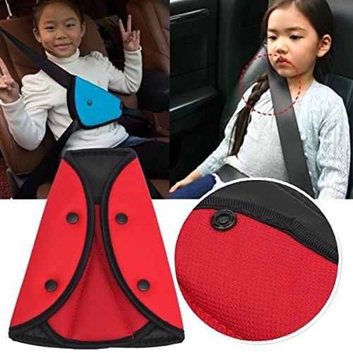 Preisvergleich Produktbild Saver Kindersicherheitsabdeckung Bügel Autoeinsteller Pad Kids Sicherheitsgurt Sicherheitsgurt Clip