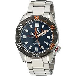 Orient m-force Bravo Automatische blau Dive Uhr mit Power Reserve Meter el0a001b