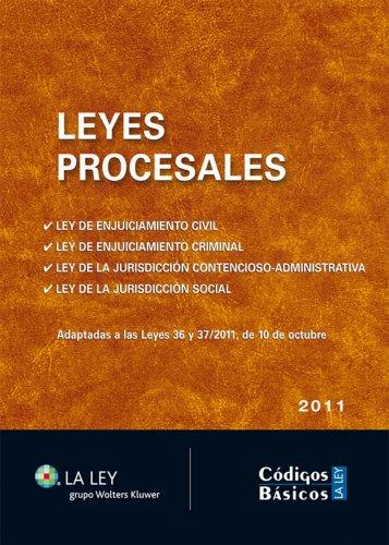 Leyes Procesales (Códigos básicos La Ley) por Redacción La Ley