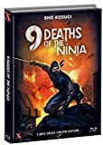 9 Death of the Ninja - Die 9 Leben der Ninja - Uncut - Mediabook - Limited Edition  (+ DVD), Cover C [Blu-ray]