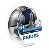 Philips Diamond Vision HB4 9006 lampadine fari potenziate