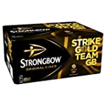 Strongbow Original Cider, 20 x 440ml