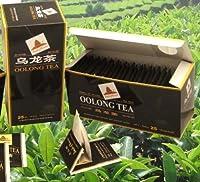 Temple of Heaven - China Oolong Tea All Natural - 25 Double Fold Tea Bags (50 g)